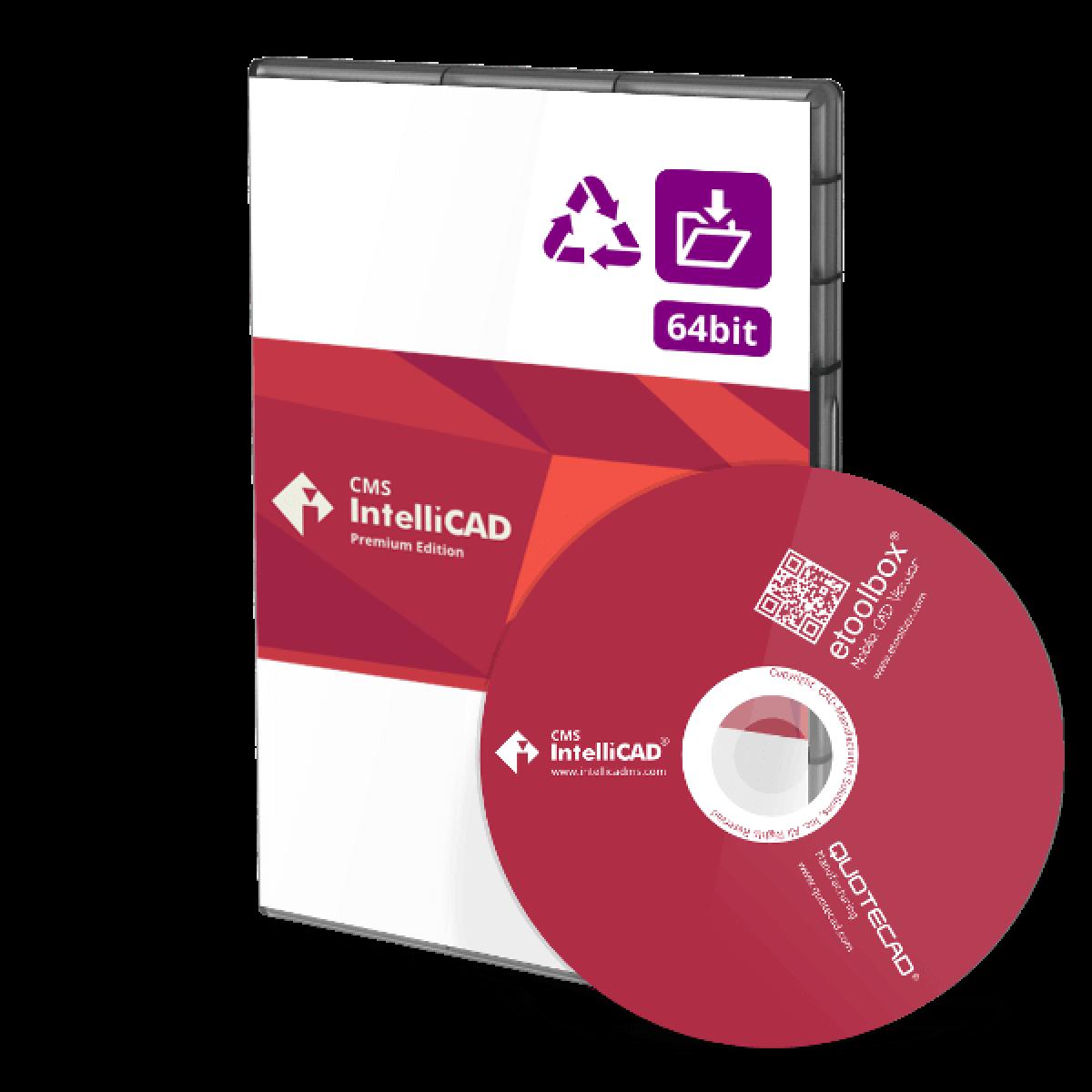 CMS IntellICAD 8.3 PE Upgrade